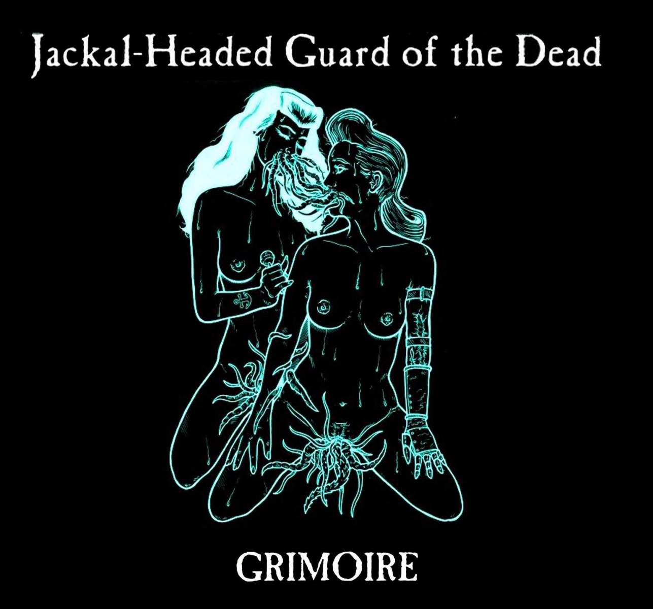 Jackal Headed Guard Of The Dead - Grimoire